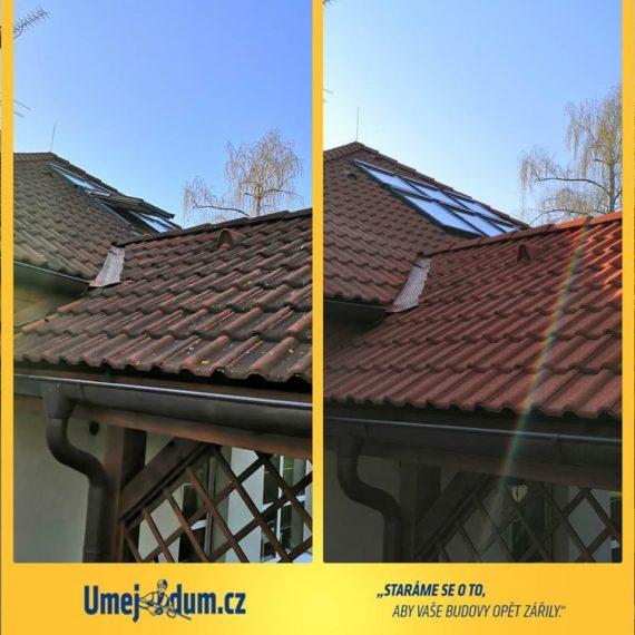 impregnace střech